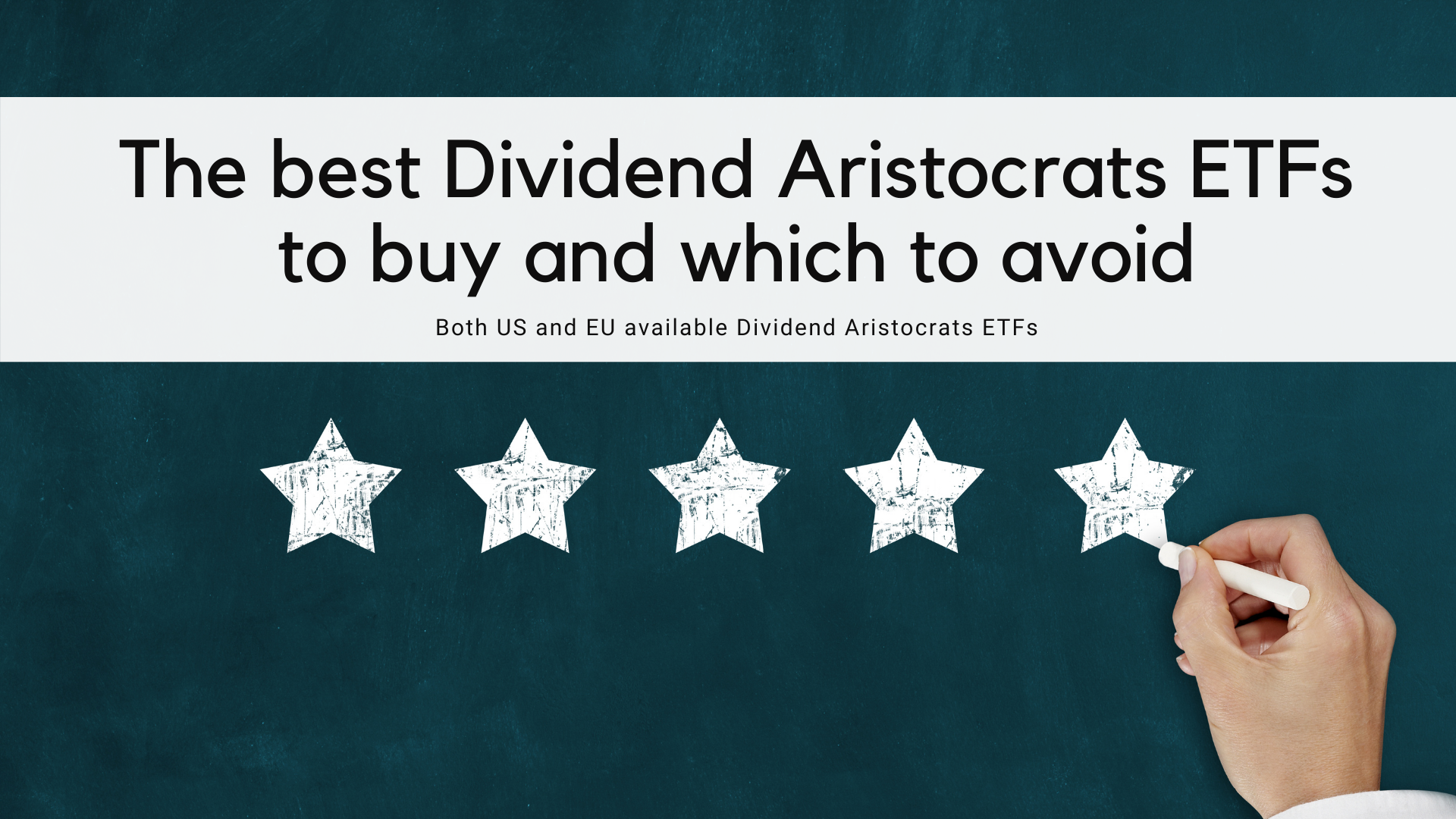 The best Dividend Aristocrats ETFs to buy and which to avoid