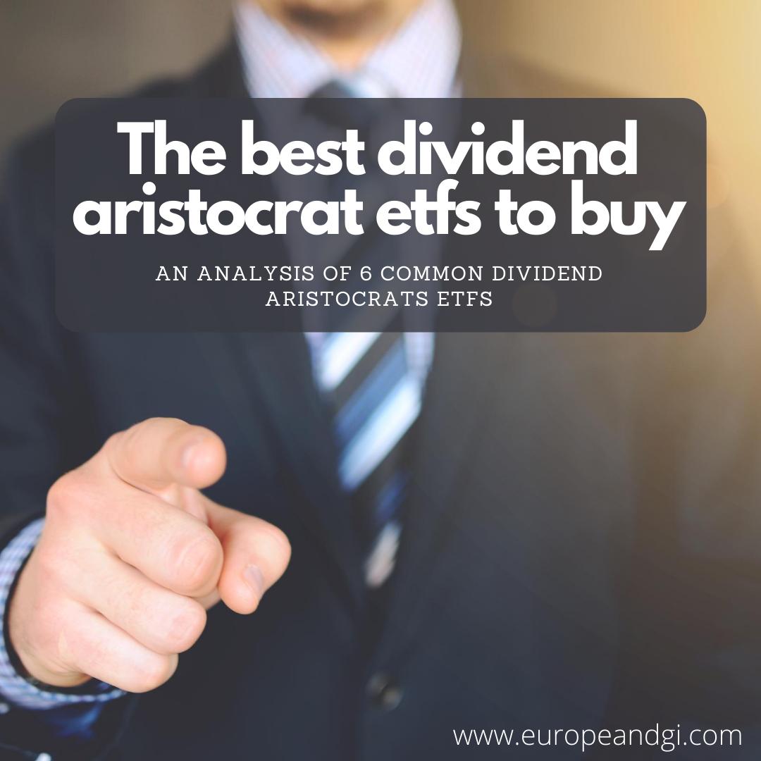 us dividend aristocrats etf