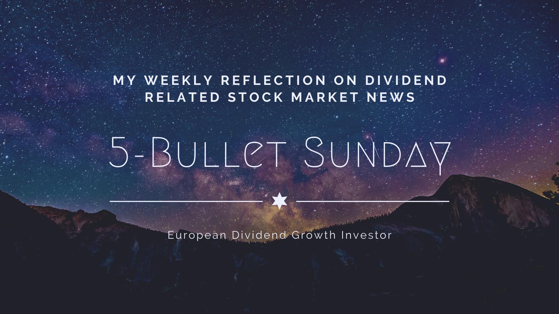 European Dividend Growth Investor