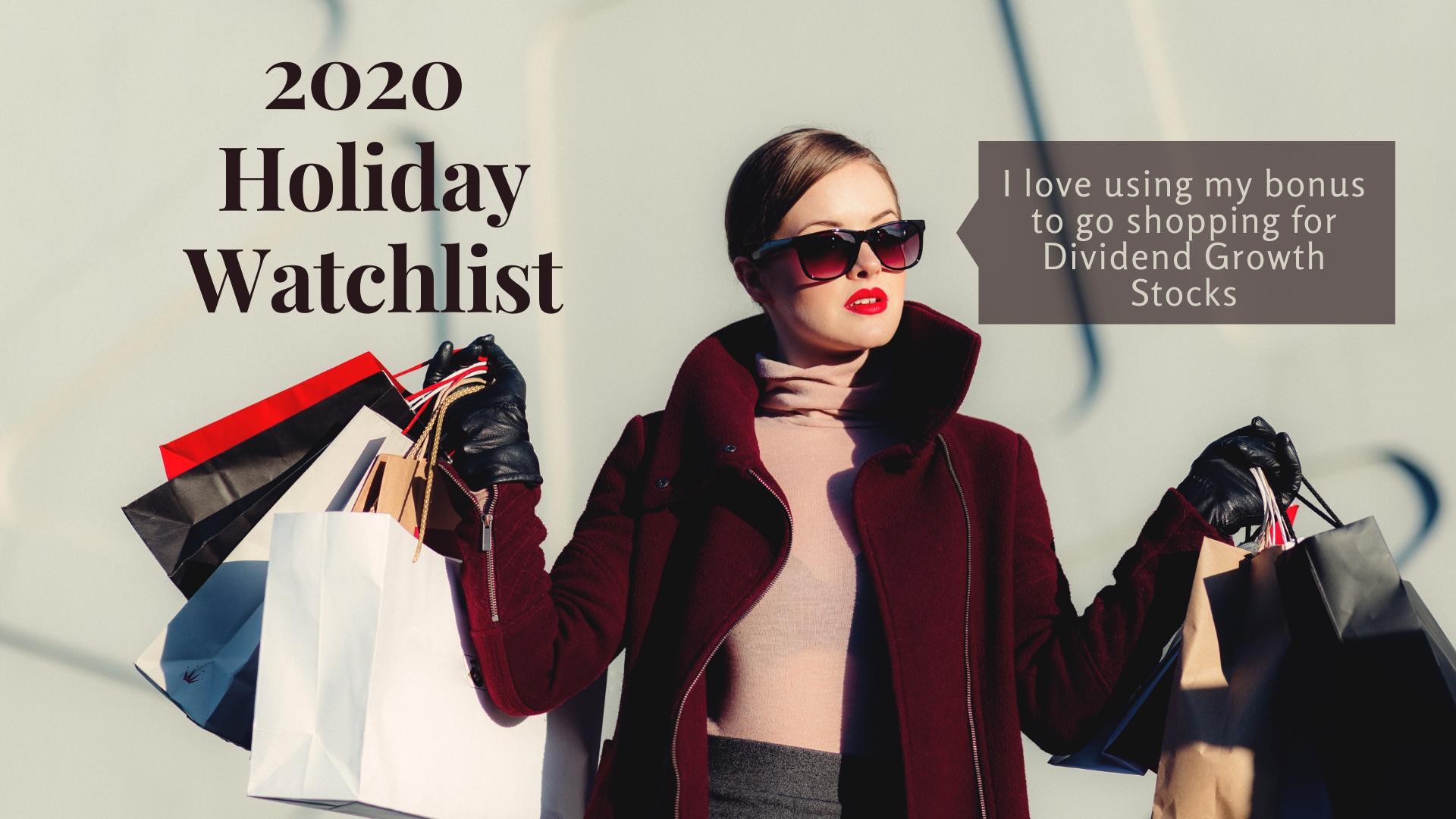 2020 Holiday Watchlist