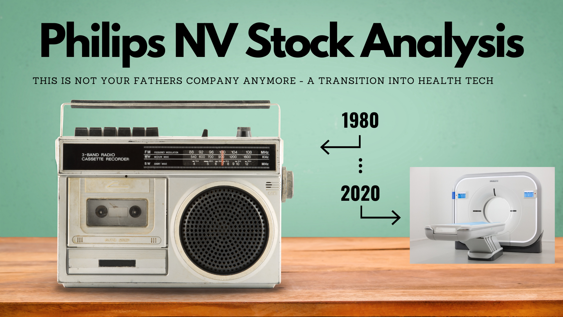 Philips Stock Analysis
