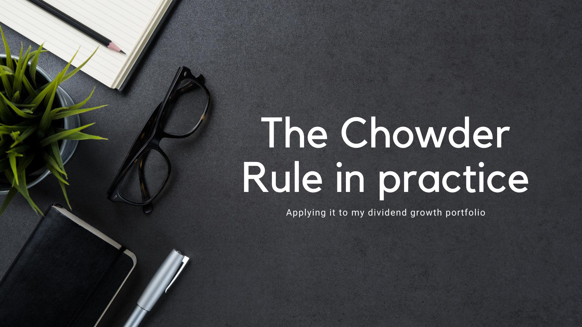 Chowder Rule